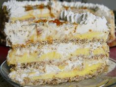 Romanian Desserts, Romanian Food, Sweet Recipes, Cake Recipes, Dessert Recipes, Egyptian Desserts, Vegan Meal Prep, Vegan Thanksgiving, Vegan Kitchen