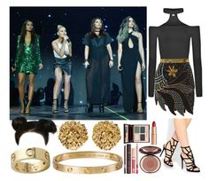 """""""5th Member of Little Mix    Jason Derulo London Concert"""" by missemily131000 ❤ liked on Polyvore featuring Charlotte Tilbury, Public Desire, Rodarte, Cartier, Versus, women's clothing, women, female, woman and misses"""