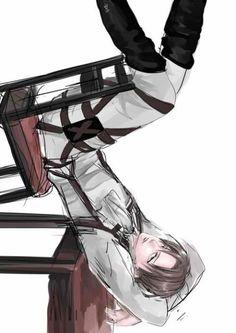 Levi Rivaille shingeki no kyojin Attack on titan