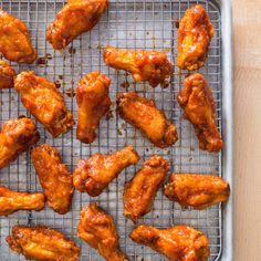 Korean Fried Chicken Wings by ATK . . . . see written recipe on aMy WORDdoc by America's Test Kitchen 2017April1