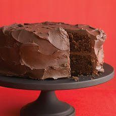 Dark-Chocolate Ganache Recipe