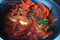 Escalope de Poulet et légèreté / Chicken cutlet and lightness
