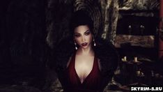 Skyrim 5, Skyrim Mods, Mod Girl, Goth, Wonder Woman, Superhero, Women, Style, Fashion