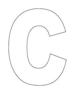 Here's a simple Alphabet Letter D template for kids. This