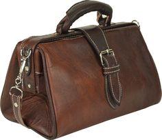 Handtasche Umhängetasche Doktortasche