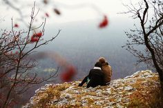 the world and us by Rona Keller, via Flickr