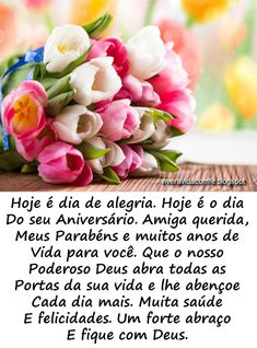Aniversário para amiga dsrew45                                                                                                                                                     Mais Birthday Wishes, Birthday Cards, Happy Birthday, Peace Love And Understanding, Special Words, Happy B Day, Love Yourself Quotes, Best Memories, Peace And Love