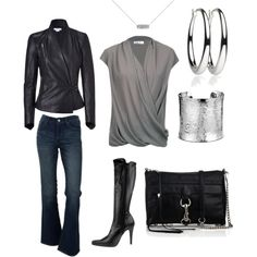 Motorcycle Mama by sueb-3 on Polyvore