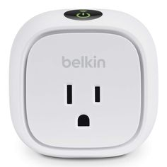 Amazon.com: Belkin WeMo Insight Switch, Control Your Electronics From Anywhere  $54 Best Buy: $54
