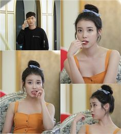 """IU Shoots Lasers from Her Eyes at Her Manager in New """"Producer"""" Stills"""