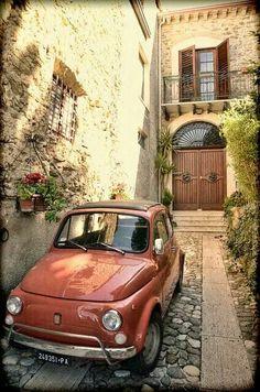 Detalhe italiano!