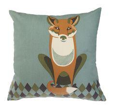 Wildlife cushion £20.00.