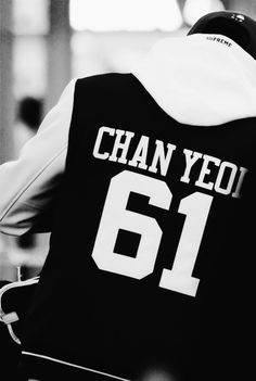 I'm not entirely sure why I like this photo so much.  - Chanyeol