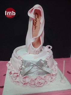 Ballet slipper by LA MANOBUENA