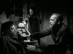 Act of Violence (1948) Film Noir,  Berry Kroeger,Van Heflin,