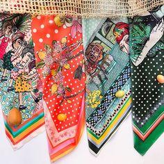 Mañana tenemos una gran sorpresa con estos dibujos 🥰 Los 4 pañuelos Clásicos de la Serie Marruecos Turista, Limona, Marruecos y Emma...Cuál es tu preferido? . . . . #sofialapenta #scarf #estampasparalupa #animallover #catlover #fashion #fashiondesign #drawing #designed #ilustracion #starwars #surrealism #arte #sketchbook #love #work #artwork #studio  #welivetoexplore  #spreadlove  #visualsoflife Starwars, Cat Lover, Scarf, Drawing, Gift Wrapping, Gifts, Fashion Design, Studio, Morocco