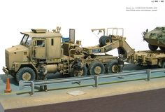 M1070 Truck Tractor & M1000 HETS