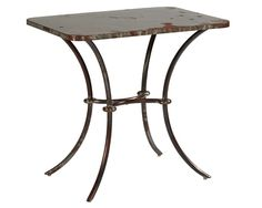 Magnolia Home by Joanna Gaines Lulu Metal Side Table - * WE SHIP *