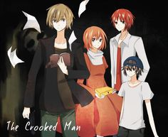 The Crooked Man  {RPG Horror Game}