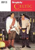 for the mens kilts.