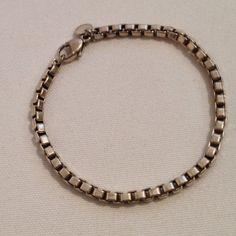 Tiffany & Co Sterling Silver 925 Venetian Link by JewelryGeeks, $99.99