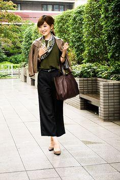 黒澤典子さん 29歳 パーソナルスタイリスト(♀3歳のママ)