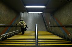 Subway, Santiago de Chile by Manuel Alejandro Venegas Bonilla #streetphotography #photography