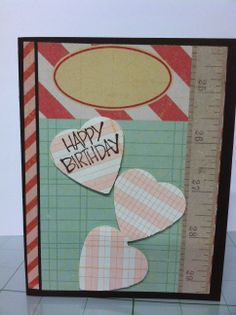 * HAPPY BIRTHDAY * #happy #birthday #card