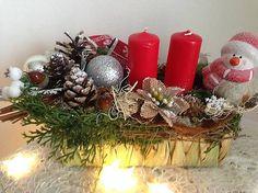 Vianočný svietnik vtacik / anad333 - SAShE.sk - Handmade Dekorácie