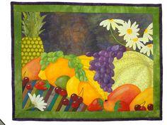 suesiefkin | fruit & flowers