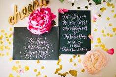 New Years Eve at Home with Beijos Events