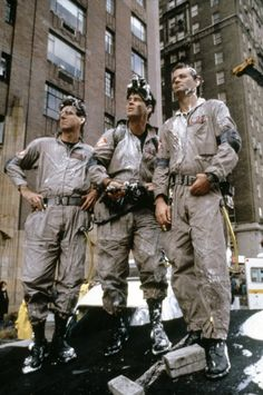Ghostbusters (1984) - Harold Ramis, Bill Murray & Dan Aykroyd