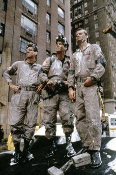 Ghostbusters (1984) - Harold Ramis, Bill Murray & Dan Aykroyd