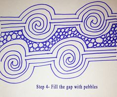 Free Motion Quilting Motif How-To | ReannaLily Designs