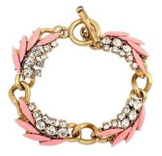 The product Coral Crystal Vine Bracelet is sold by Mir.  #fashion #bracelet #armcandy #armparty #pink #heels #luxury #louboutins #fitness #health #skinny #fblogger #nails #nailpolish #makeup #accessory #watch #gold #diamond #coral #jeans #boots #shorts #shop #shopping #cooking #nakedpalette #ysl #lipstick #inspiration #selenagomez #model #mirandakerr