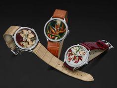 Vacheron Métiers d'Art Florilège collection to be unveiled at SIHH 2013