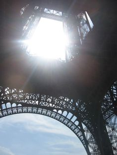 la tour d'Eiffel