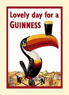 Guinness Sailor Plaque en t/ôle 20 x 30 cm