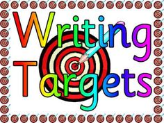 Free and Teaching Resources - Printable Literacy Targets I can statements English Teaching Resources, Reading Resources, Teaching Reading, Teacher Resources, Instant Display, Writing Posters, Learning Targets, I Can Statements, Literacy