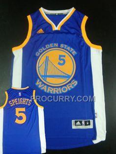 Warriors 5 Speights Blue New Revolution 30 Jersey Discount de9e035f70c8