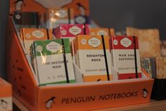 Penguin Notebooks