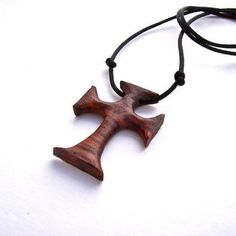 carved Wooden Cross Designs | ... Carved Wood Cross, Wooden Jewelry, Wood Carved Cross, Cross Pendant