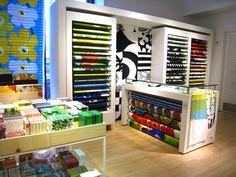 Marimekko flagship store by Studios Architecture, New York store design