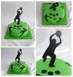 Keeper taart