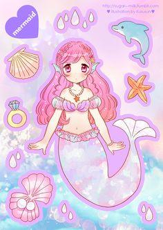 人魚姫のメヌエット