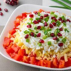 Новогодний Салат флагман с Тунцом. Обалденно вкусный слоёный салат