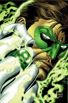 Hal Jordan by Ethan Van Sciver