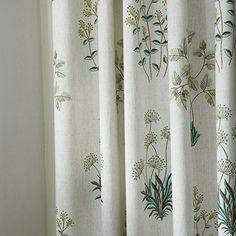 IKEA MAJKEN HAND Made Lined Curtains