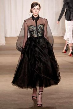 Marchesa Fall 2013 RTW Collection - Fashion on TheCut