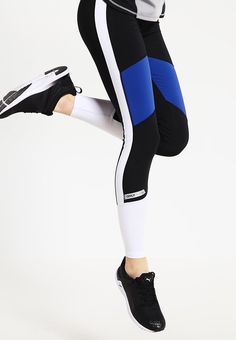 Collants de running Only Play ONPVADA - Collants - electric blue noir: 40,00 €…